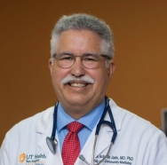 Carlos Roberto Jaen   UT Health San Antonio