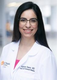 Adriana Saenz   UT Health San Antonio