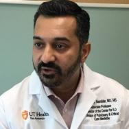 Anoop Nambiar   UT Health San Antonio
