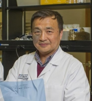 Dr. Yidong Bai at Department of Cell Systems and Anatomy of UT Health San Antonio
