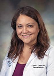 Cynthia Castillo | UT Health San Antonio