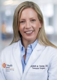 Elizabeth Thomas   UT Health San Antonio