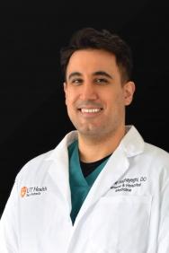 Kamyar Haghayeghi, D.O. | UT Health San Antonio