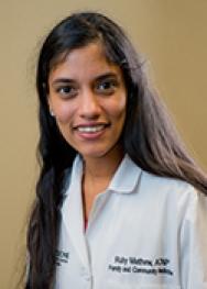Ruby Mathew   UT Health San Antonio
