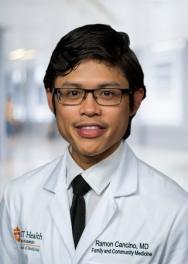 Ramon S. Cancino, MD, MBA, MS, FAAFP