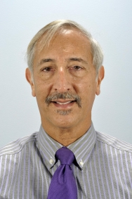 Photo of Dr. Ellis, 2020