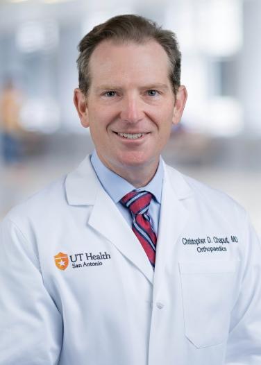 Christopher Chaput   UT Health San Antonio