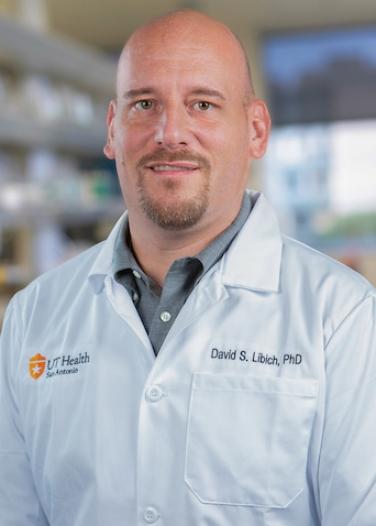 Photograph of David Libich, Ph.D.
