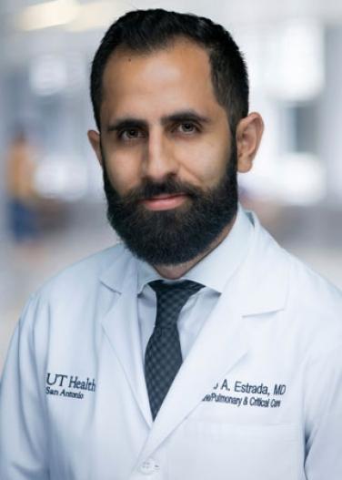 Rodolfo Estrada M.D.| UT Health San Antonio