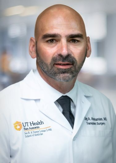 Photo of Dr. Gregory Abrahamian