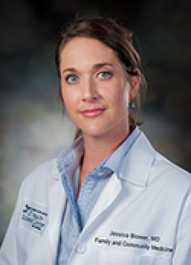 Jessica Blower | UT Health San Antonio