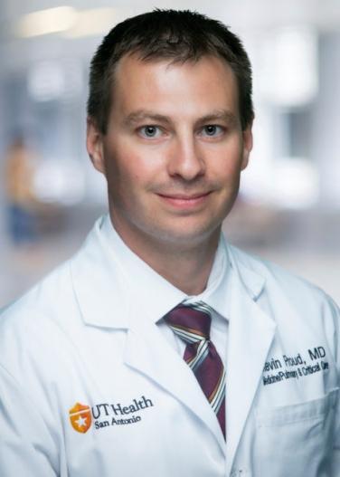 Kevine Proud M.D. | UT Health San Antonio