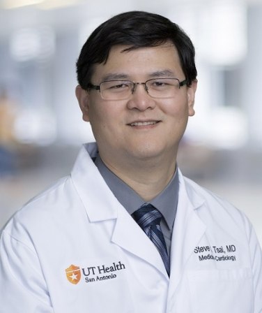 Steve Tsai   UT Health San Antonio