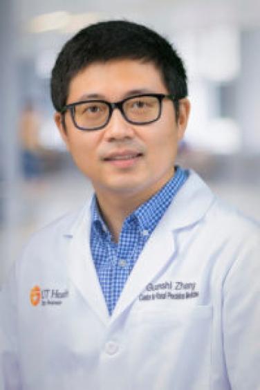 Dr. Guanshi Zhang, PhD